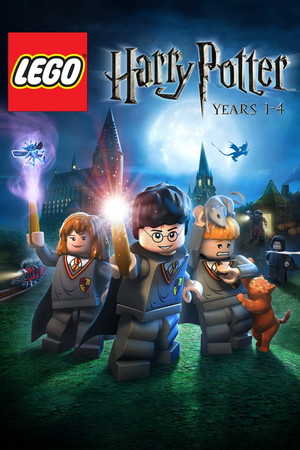 LEGO Harry Potter: Years 1-4 poster image on Steam Backlog