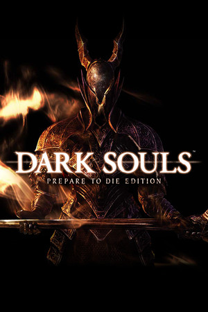DARK SOULS: Prepare To Die Edition poster image on Steam Backlog