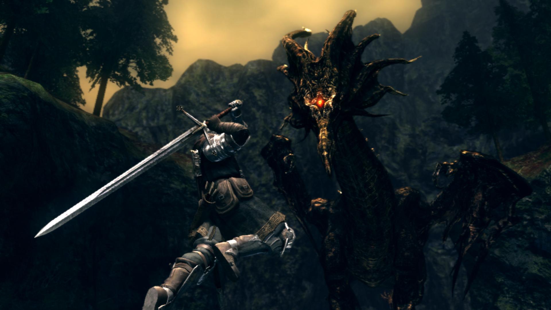 Dark Souls PC matchmaking
