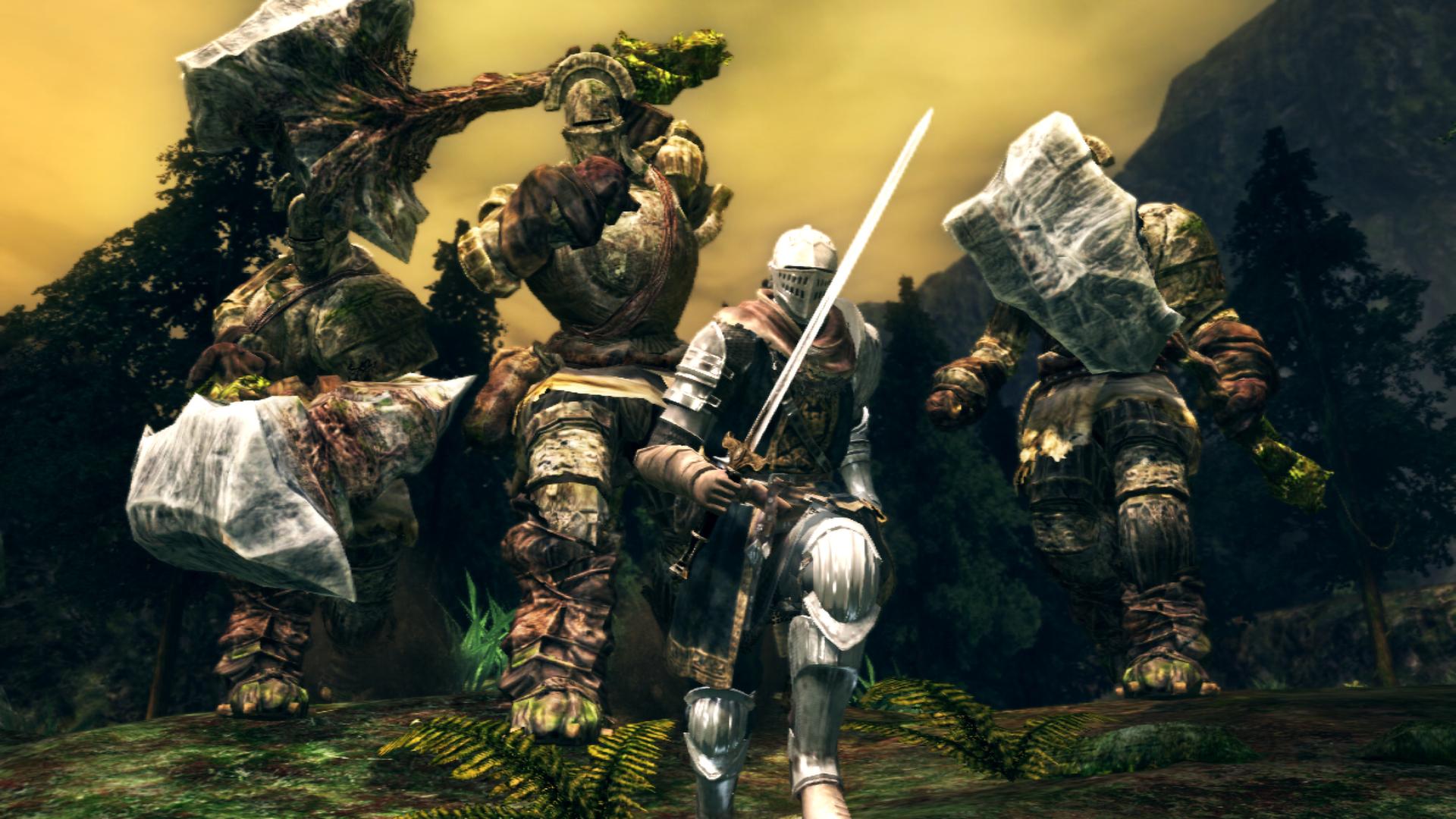Dark Souls Prepare To Die Edition ESPAÑOL PC Full (PROPHET) 1