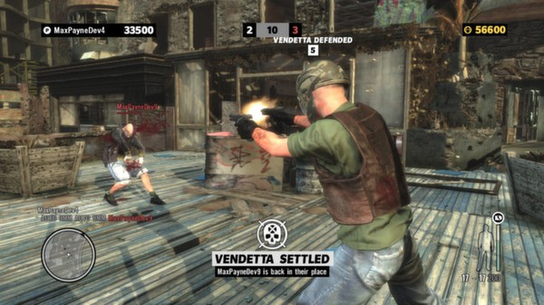 Max Payne 3: Deathmatch Made In Heaven Pack (DLC)