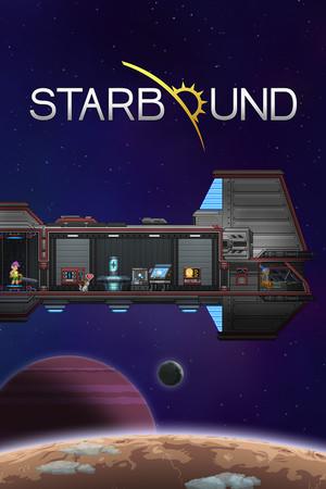 Starbound poster image on Steam Backlog