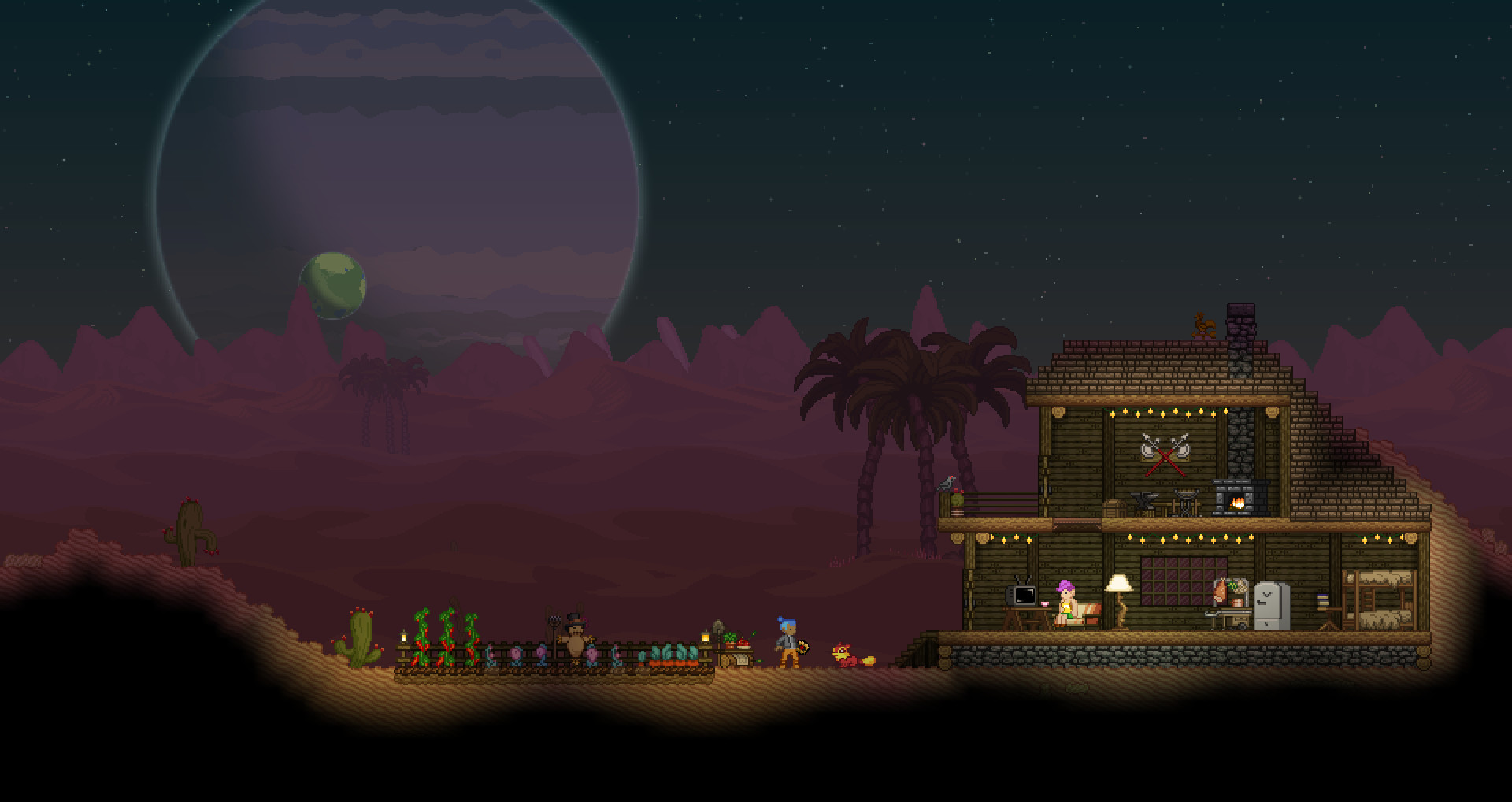 download game starbound