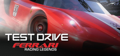 Купить Test Drive: Ferrari Racing Legends