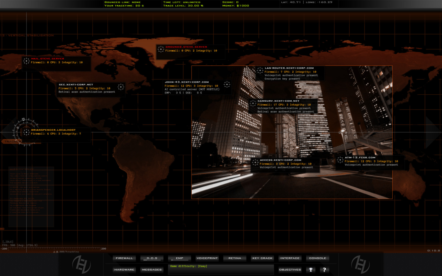 Hacker Evolution: Duality - Inception Part 3 2013 pc game Img-4