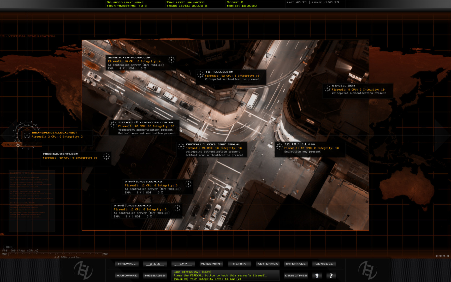 Hacker Evolution: Duality - Inception Part 3 2013 pc game Img-3