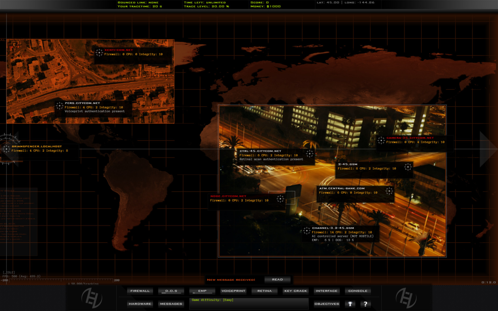 Hacker Evolution: Duality - Inception Part 3 2013 pc game Img-2