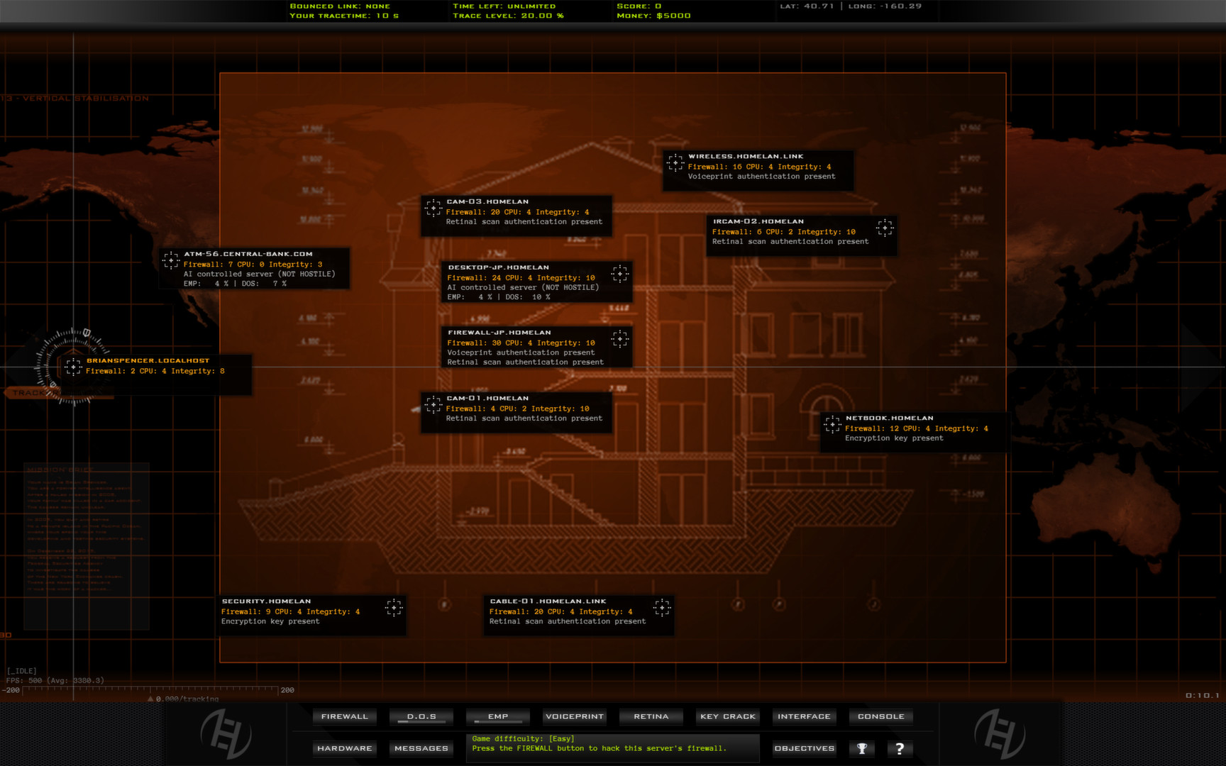 Hacker Evolution: Duality - Inception Part 3 2013 pc game Img-1