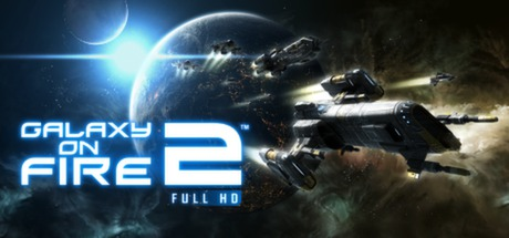 Game Banner Galaxy on Fire 2™ Full HD