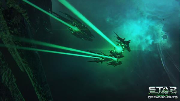 Скриншот из Star Conflict