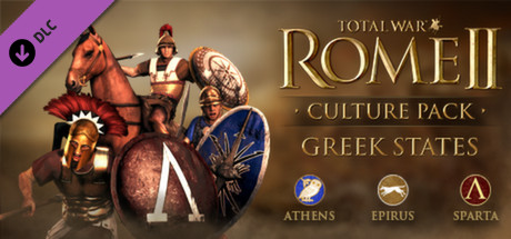 Купить Total War: ROME II - Greek States Culture Pack (DLC)