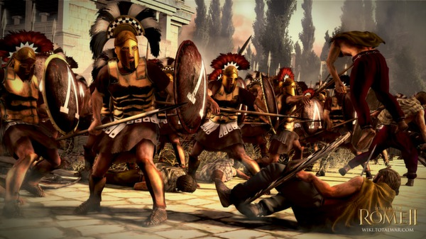 Total War: ROME II - Greek States Culture Pack (DLC)