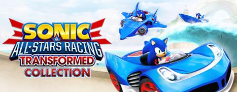 Sonic & All-Stars Racing Transformed - 索尼克全明星赛车:变形