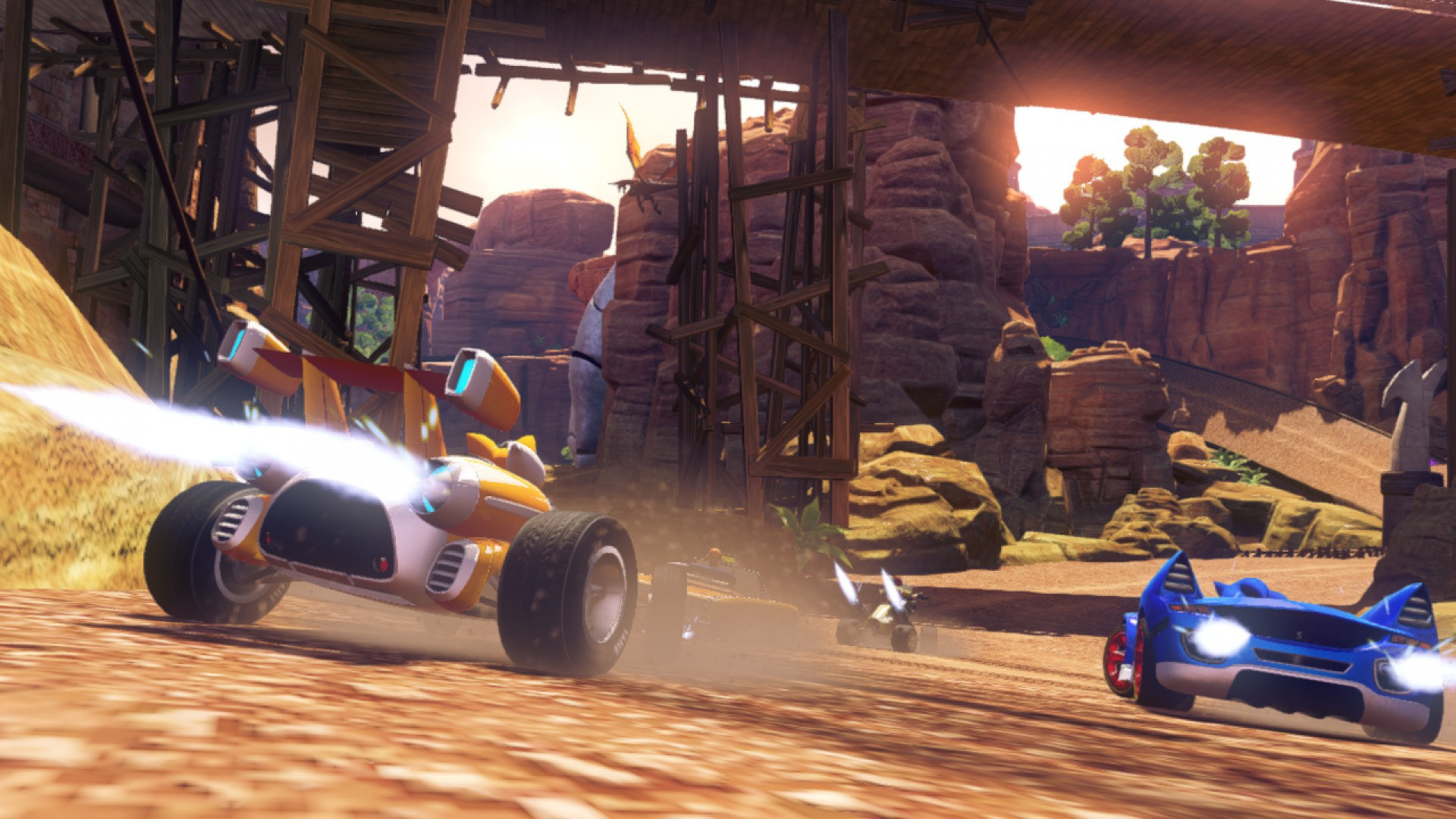sonic all stars racing transformed apk ios