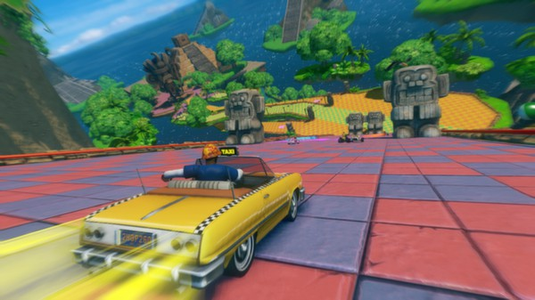 Sonic & All-Stars Racing Transformed Collection