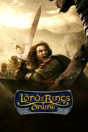 The Lord of the Rings Online poster image on Steam Backlog