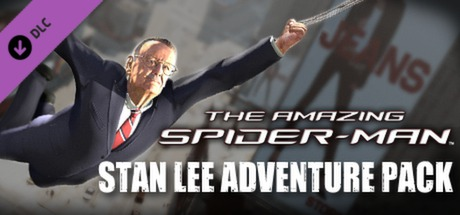 The Amazing Spider-Man - Stan Lee Adventure Pack