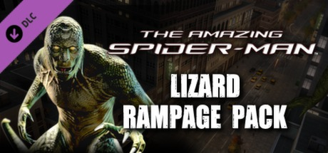 The Amazing Spider-Man - Lizard Rampage Pack