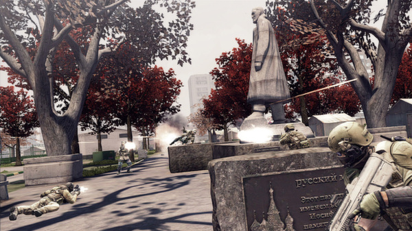 Tom Clancy's Ghost Recon Future Soldier - Arctic Strike DLC