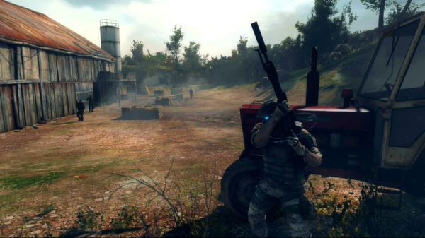 Tom Clancy's Ghost Recon Future Soldier® Raven Strike DLC