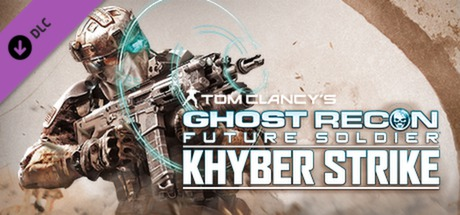 Купить Tom Clancy's Ghost Recon Future Soldier® - Khyber Strike (DLC)