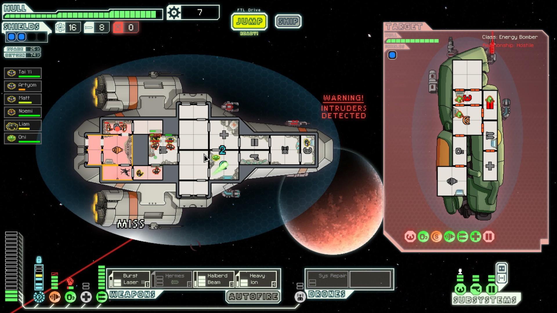FTL: Faster Than Light - Advance Edition screenshot 1