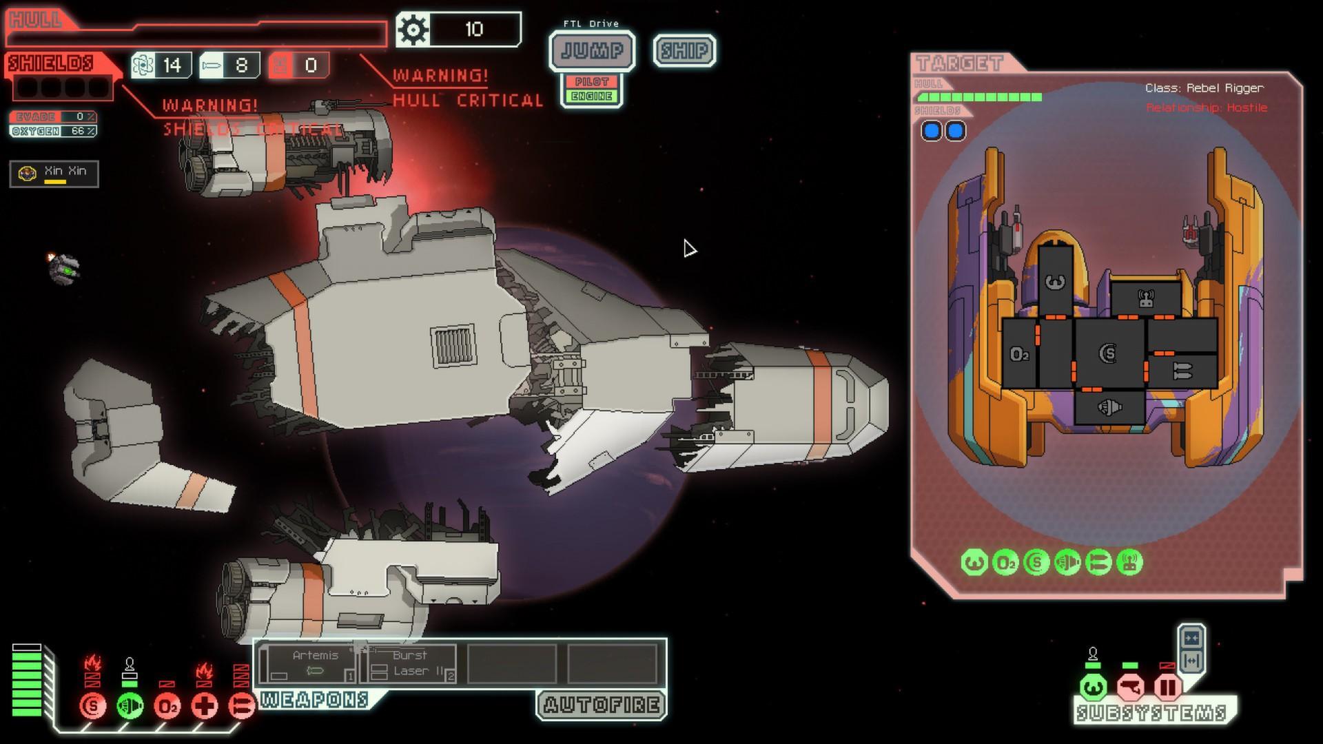 FTL: Faster Than Light - Advance Edition screenshot 3