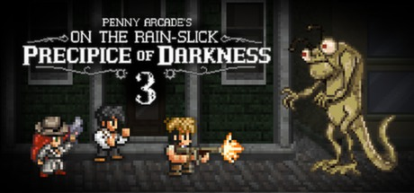 Teaser image for Penny Arcade's On the Rain-Slick Precipice of Darkness 3