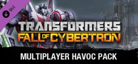 Transformers: Fall of Cybertron - Multiplayer Havoc Pack