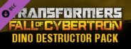 Transformers Fall of Cybertron - DINOBOT Destructor Pack