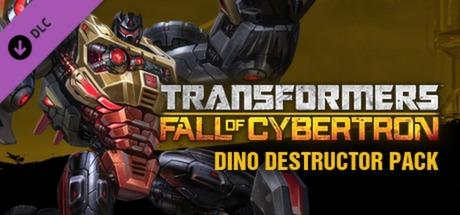 Transformers: Fall of Cybertron - DINOBOT Destructor Pack