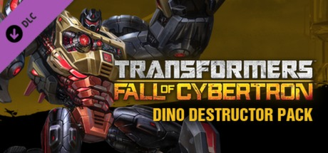 Transformers: Fall of Cybertron - DINOBOT Destructor Pack