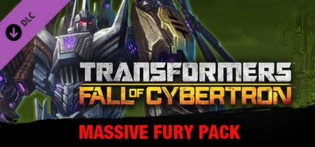 Transformers: Fall of Cybertron - Massive Fury Pack