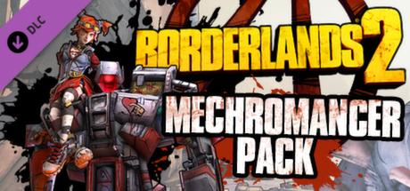 Borderlands 2: Mechromancer Pack