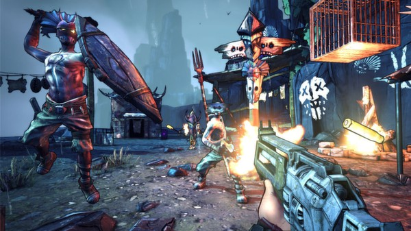 Borderlands 2: Sir Hammerlock's Big Game Hunt (DLC)