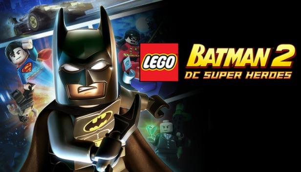 Lego Batman 2 Dc Super Heroes On Steam