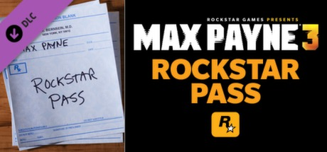 Купить Max Payne 3 Rockstar Pass (DLC)