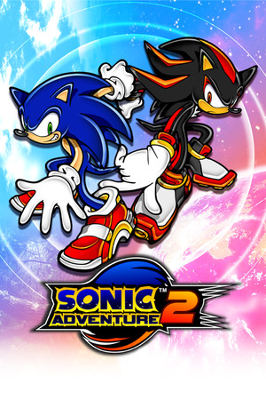 Sonic Adventure 2 poster image on Steam Backlog
