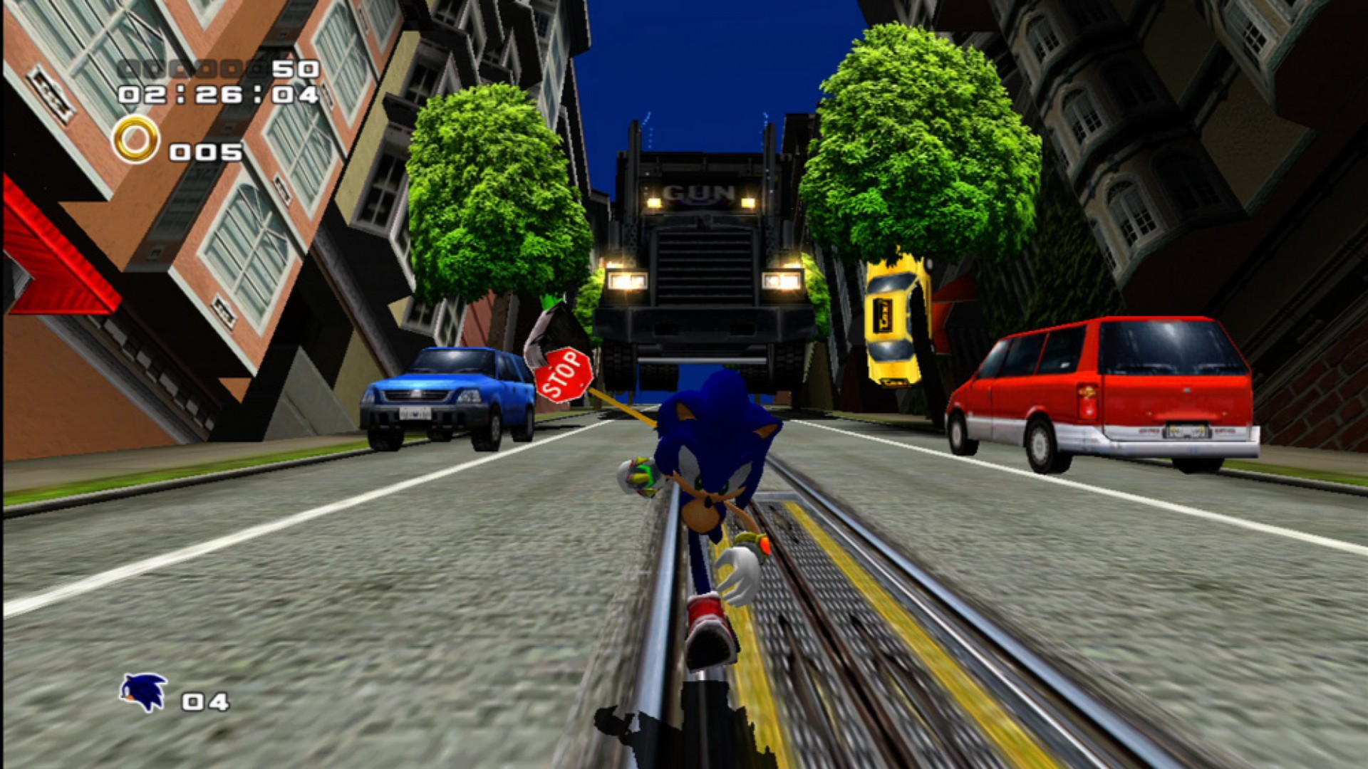 Download Sonic Adventure 2 Full PC Game