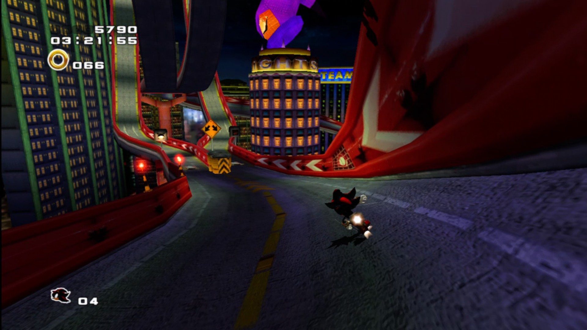 Image result for sonic adventure 2 space