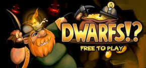 Dwarfs F2P cover art
