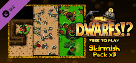 Купить Dwarfs - F2P Skirmish Pack (DLC)