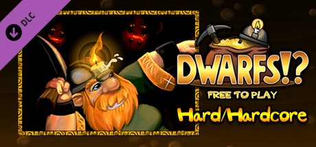 Купить Dwarfs - F2P Difficulty Pack (DLC)