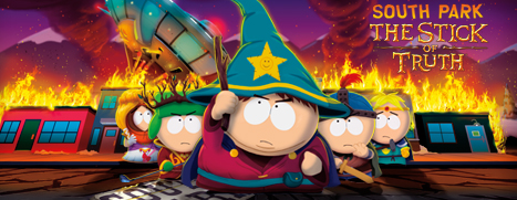 South Park™: The Stick of Truth™ - 南方公园™:真理之杖