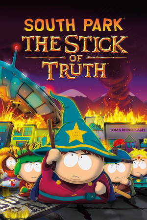 South Park: The Stick of Truth poster image on Steam Backlog