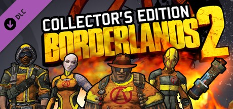 Borderlands 2: Collector's Edition Pack on Steam