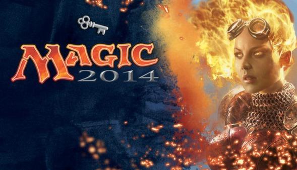 "Magic 2014 ""Firewave"" Deck Key (DLC)"