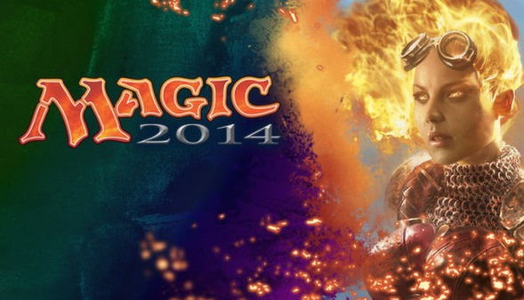 "Magic 2014 ""Firewave"" Foil Conversion (DLC)"