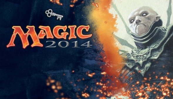 "Magic 2014 ""Masks of the Dimir"" Deck Key (DLC)"