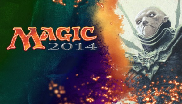 "Magic 2014 ""Masks of the Dimir"" Foil Conversion (DLC)"